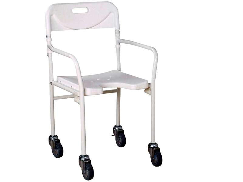 Shower Chair with/without wheels